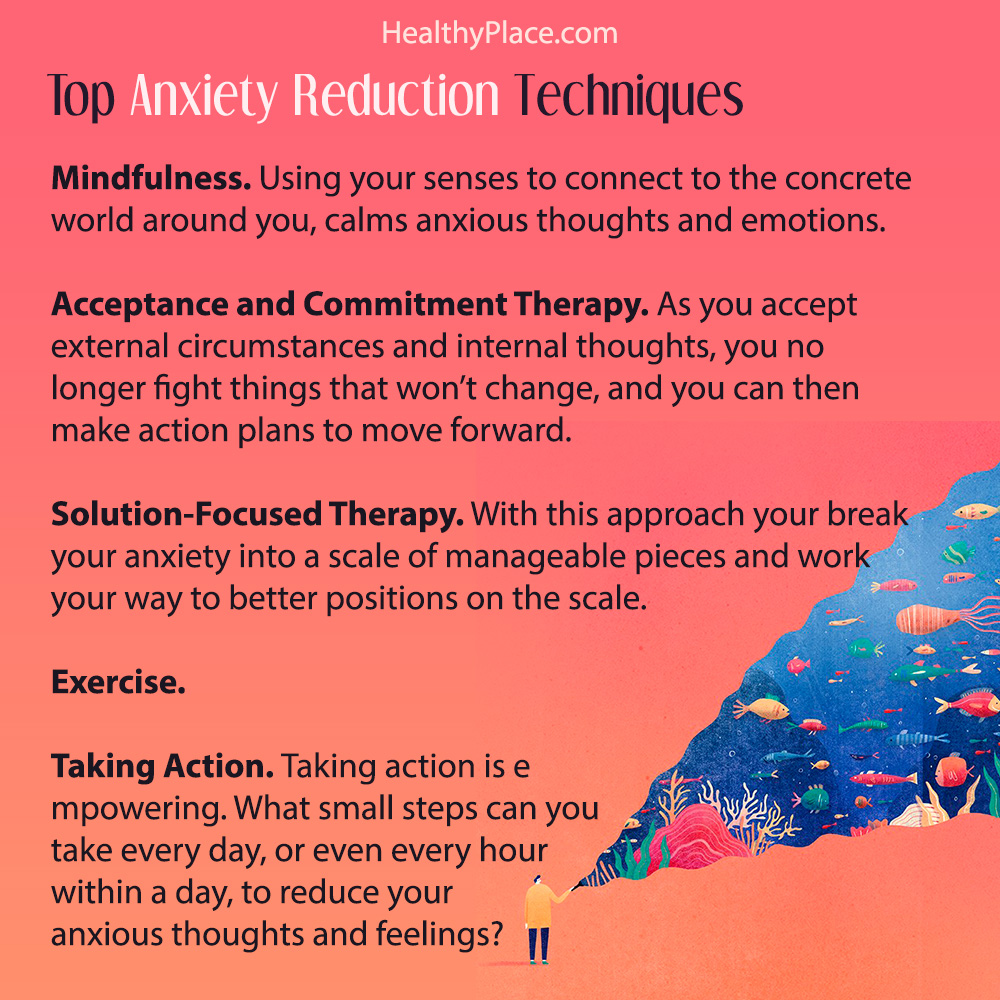 great ways to reduce anxiety